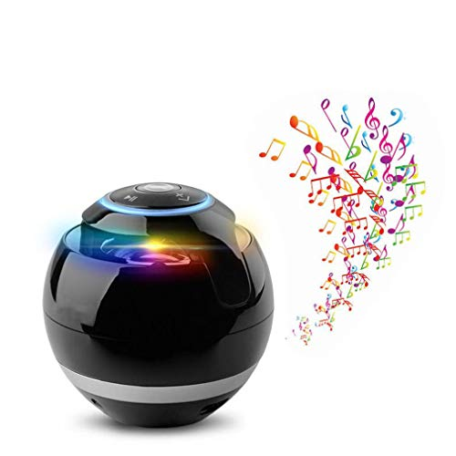 Kepeak Bluetooth Speaker Ball Magic Wireless Portable Subwoofer Mini Magic...