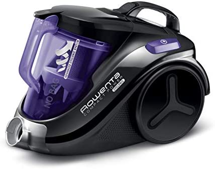 Rowenta ROW RO3719TA Compact Power Cyclonic Purple 750W Polvo ...