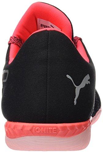 Puma 365 Evoknit Ignite Ct, Zapatillas de Running para Hombre Negro (Puma Black-puma White-bright Plasma 03)