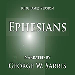 The Holy Bible - KJV: Ephesians Audiobook