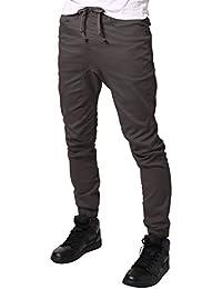Men's Harem Twill Joggers Pants