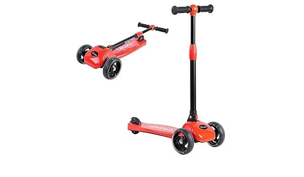Patinete scooter con rendimiento estable-mejor nivel de ...