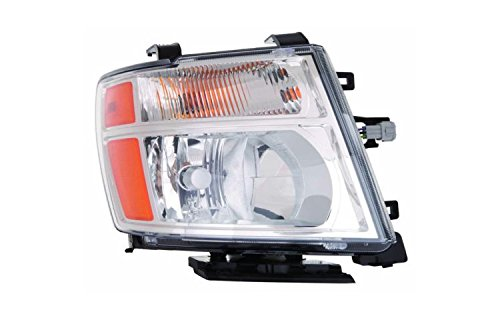 Depo 315-1185R-AS Headlight Assembly (NISSAN NV 12-13 ASSEMBLY PASSENGER SIDE)