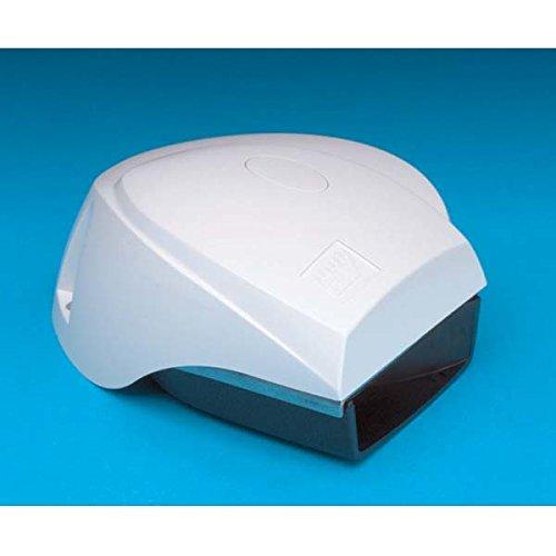 AFI AMRA-10099 White Mini Blast Compact Electric Horn (Mini Electric Horn Compact)