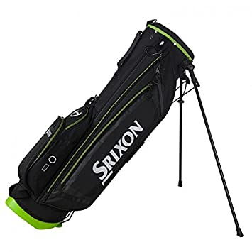 Srixon Air Lite Stand Bolsa para Palos Golf, Hombre, Negro ...