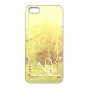 DIY Case Cover for iPhone 5,5S with Customized Afternoon