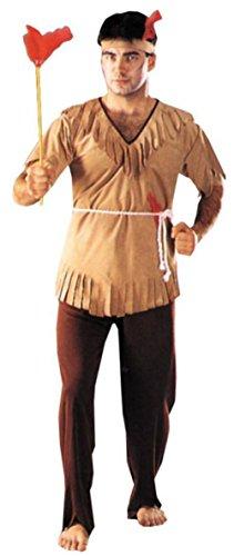 Morris Costumes Mens Fancy Indian Man Theme Party Western Dress, One Size (Plus Size Indian Fancy Dress)
