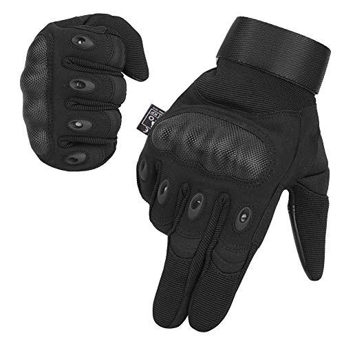 SKYSPER Motorradhandschuhe Vollfinger Touchscreen Motorradhandschuh Herren und Damen Outdoor Sport Taktische Handschuhe…