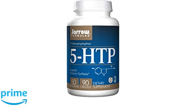 Jarrow Formulas 5-HTP 50mg, Brain and Memory Support, 90 Caps: Amazon.es: Salud y cuidado personal