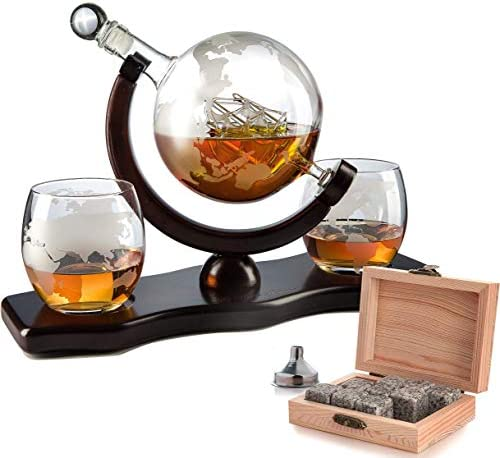 Wine Savant World Decanter Matching product image