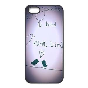 Bird Custom Cover Case for Iphone 5,5S,diy phone case ygtg566794