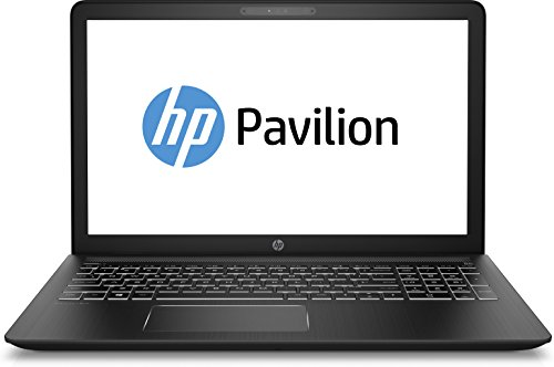 "HP Onyx Blizzard Ci5 15-cb035wm 15.6"" Full HD Gaming Laptop, Intel Core i5-7300HQ Processor, AMD Radeon RX 550 Graphics, 12GB Memory, 1TB Hard Drive, Backlit Keyboard Windows 10 Home"