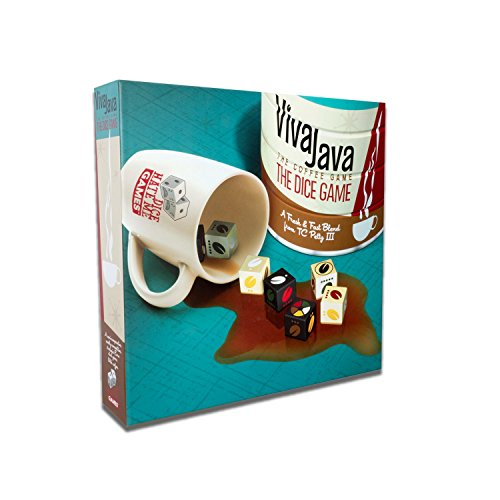 Java Giant Coffee - Viva Java: The Coffee Game: Dice Game