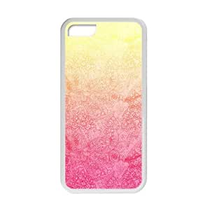 Rainbow Flower Fashion Personalized Phone HTC One M9