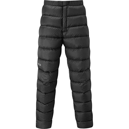 RAB Argon Down Pant - Men's Black/Shark