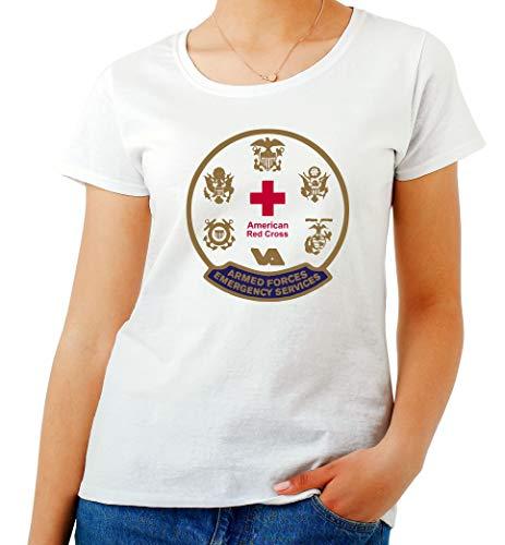 Bianca AFES T Shirt TM0416 Donna x4TAwqH