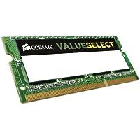 Memória Notebook DDR3L - 8GB / 1.600MHz - Corsair Value - CMSO8GX3M1C1600C11