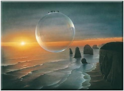 ST HELENA, imagen de Hans-Werner Sahm, diseño, paisaje, luz mundos ...