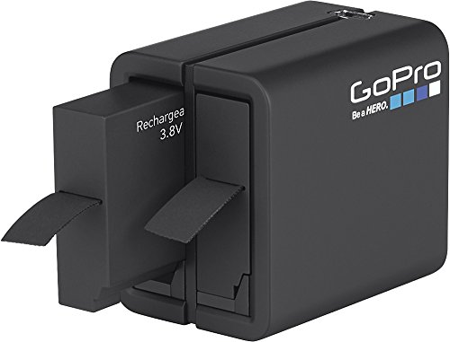 GoPro - Dual Battery Charger + Battery