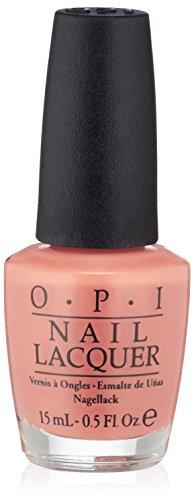 OPI Nail Lacquer, Got Myself into a Jam-balaya, 0.5 fl. (Opi Peach)