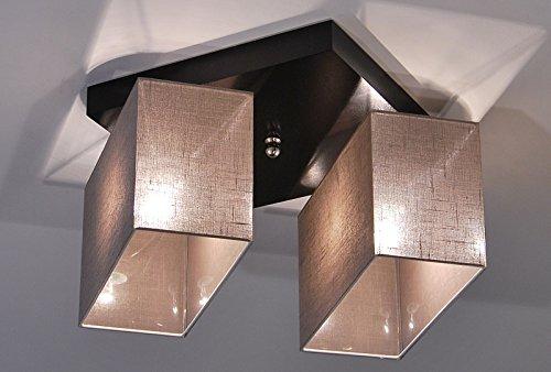 Plafoniere Per Sala Da Pranzo : Plafoniera illuminazione a soffitto in legno massiccio jls226d