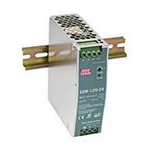 DIN Rail Power Supplies 150W 24V 5A EN55022 Class A