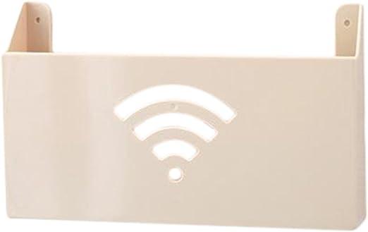 Ruikey WiFi Caja de Almacenamiento de Router Caja de ...
