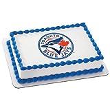 Toronto Blue Jays Licensed Edible Cake Topper #4707