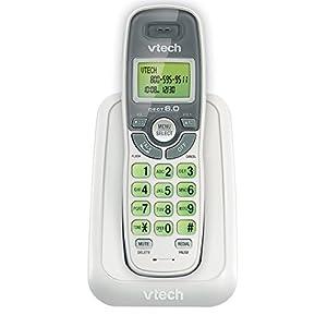 Cordless Phone Handset, Vtech Cs6114 Single Home Landline Phone Cordless Handset