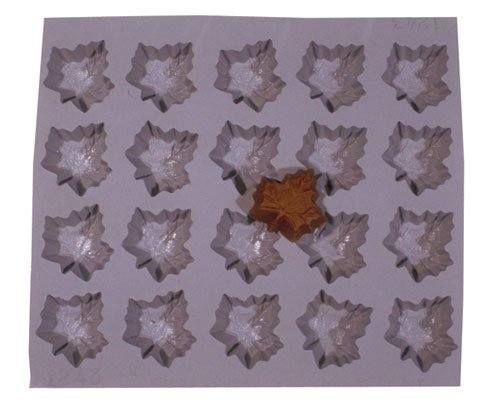 Maple Leaf Rubber Mold ()
