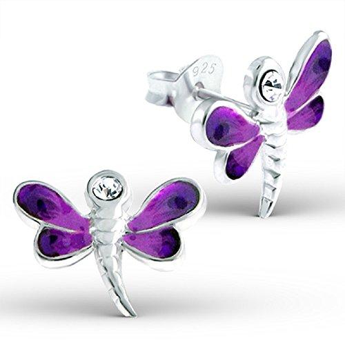 925-sterling-silver-purple-dragonfly-stud-earrings-13475