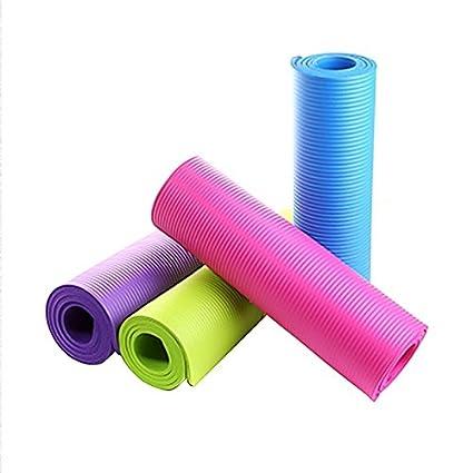 Amazon.com: XJG Portable Exercise Sport Yoga EVA Mats Yoga ...