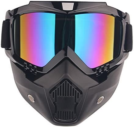 BOROLA Paintball Motorcycle Removable Protection product image