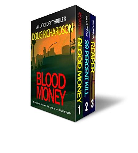 The Lucky Dey Thriller Series Box Set 1: Books 1-3