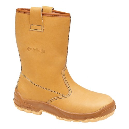 Jallatte J0266 Rigger Boot/Womens Boots/Riggers Safety Tan