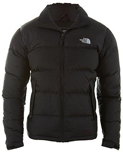 887867914813 - The North Face Men's Nuptse Jacket C759 (L, TNF Black/TNF Black (KX7)) carousel main 0