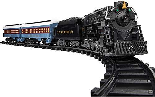 electric christmas train