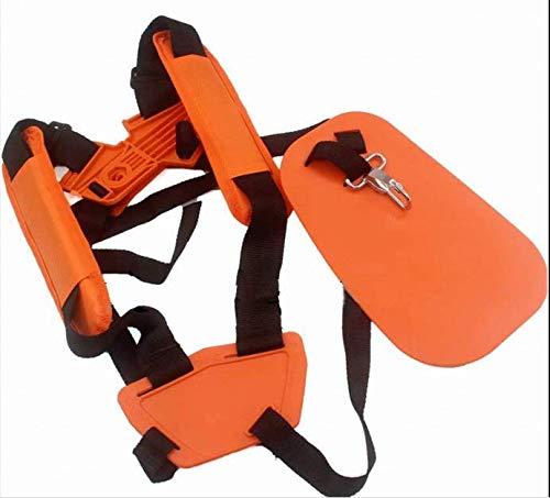 Accesorios cortacésped Nadder bandolera naranja lateral doble ...