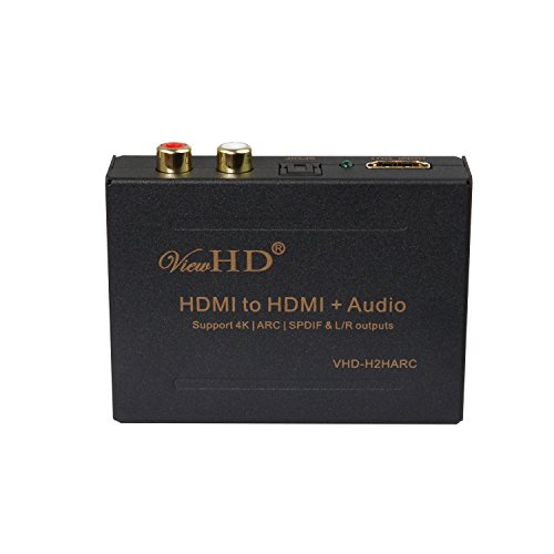 ViewHD Extractor Support Converter VHD H2HARC product image