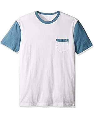 Men's Baysic Pocket T-Shirt