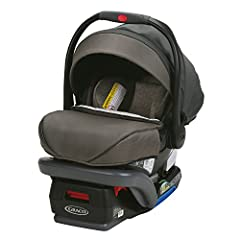 "CLICK. That's the sound of a secure install. The Snug Ride Snug Lock 35 Platinum XT Infant Car Seat has a hassle-free installation using either vehicle seat belt or LATCH and helps protect rear-facing infants from 4-35 lbs. and up to 32"". In ..."
