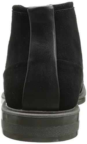 Suede Black Klein Calvin Boot Chukka Calvin Ulysses Mens Klein qP4x8Xw5