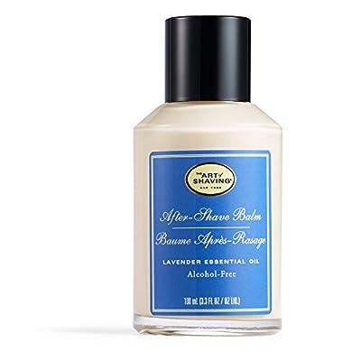 The Art of Shaving After-Shave Balm, Lavender, 3.3 fl. oz.