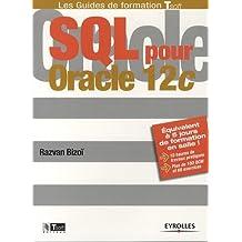 SQL POUR ORACLE 12C