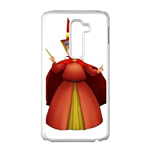LG G2 Cell Phone Case White Disney Sleeping Beauty Character Fauna Zdupg