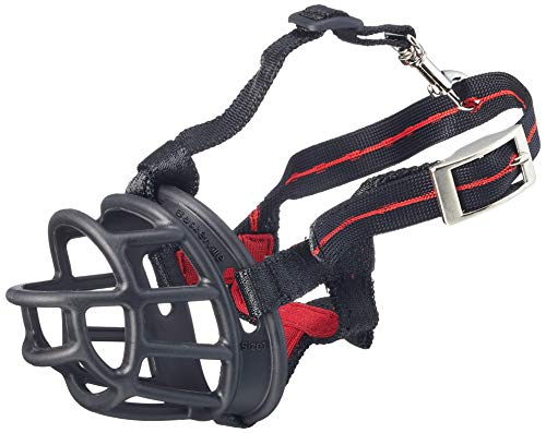 Russel Terriers Jack Rock - COA61120-KW Baskerville Ultra Dog Muzzle, Size 1 for Dogs 6 to 15 lbs.