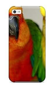 ALjKFQn3506BmdeD Case Cover Couple Bird Beautiful Photos Iphone 5c Protective Case