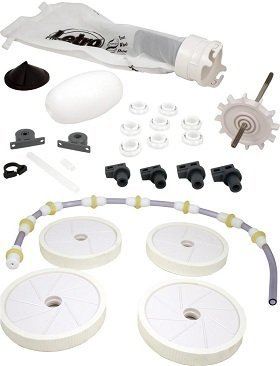 Pentair LL206N Overhaul Replacement Kit Legend 4-Wheel Pool and Spa Cleaner by Pentair