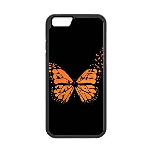 iPhone 6 4.7 Inch Cell Phone Case Black Monarch Jpqdl