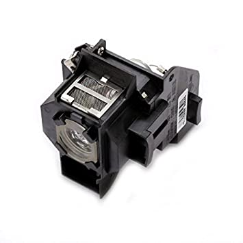 Topa ELPLP41 Replacement Projector Lamp Compatible Bulb with Generic Housing for EPSON PowerLite77c//S5//78//S6//W6//S6+,EPSON PowerLite Home Cinema 700 EPSON EB-S6//S62//S6LU//TW420//W6//X6//X62//X6LU